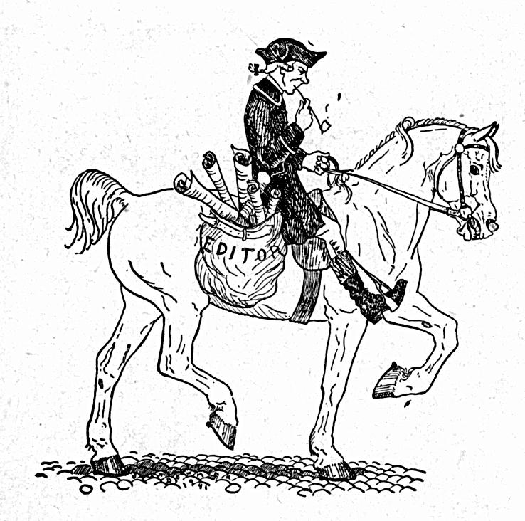 Celebrating 90 Years: The Editor's Saddlebag - Maryland Horse