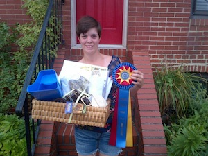 Maryland Bred Horse Takes Top Honors At The Thoroughly