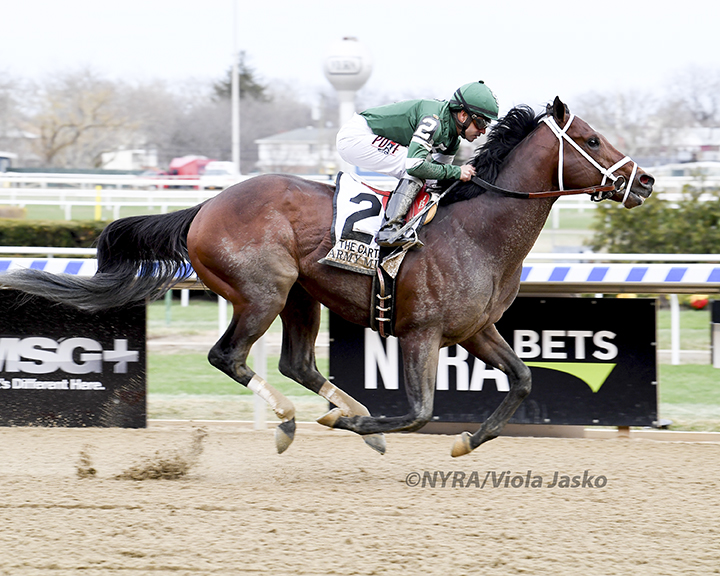 Country Life Farm's Friesan Fire gets Grade 1 winner in Army